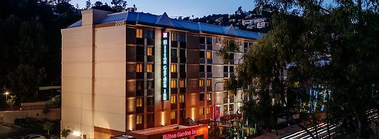 HILTON GARDEN INN LOS ANGELESHOLLYWOOD LOS ANGELES